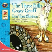 The Three Billy Goats Gruff/Los Tres Chivitos, Paperback/Carol Ottolenghi