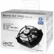 Cooler procesor Arctic Cooling 92mm Alpine 64 Pro Rev. 2