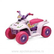 PEG- PEREGO QUAD PRINCESS