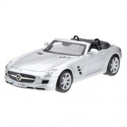 Maisto 1:24 Mercedes-Benz Scale SLS AMG Roadster Diecast Vehicle (Colors May Vary)
