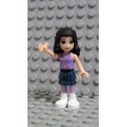 Lego Minifig Friends 007 Emma B