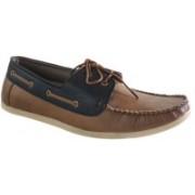 adorz MEN LOAFER SHOES Loafers For Men(Brown)