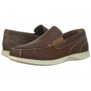 Nunn Bush Bayside Lites Venetian Moc Toe Slip-On Brown