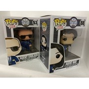 "Funko AGENTS OF SHIELD 3.75"" POP FIGURE SET - AGENT COULSON & AGENT MELINDA MAY"