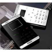AIEK M3 Card Mobile Phone 4.5mm Ultra Thin Pocket Mini Phone Low Radiation Touch Keyboard original
