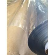 Nappe cristal epaisse 25/100 0.25 mm pvc transparente au metre