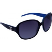 D&G Rectangular Sunglasses(Grey)