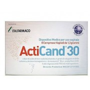 PROBIOTICAL SPA Acticand 30 8crp Vaginali