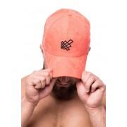 Jed North Snapback Hat Sunflare Orange HAT001