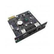 APC Tarjeta de Red Network Management Card Versión 2 para UPS con Monitoreo Ambiental