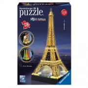 Ravensburger 3D-puzzel Eiffeltoren Night Edition RAVENSBURGER
