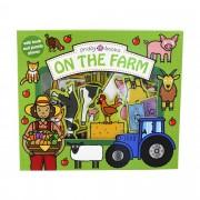 Priddy Books Lets Pretend On The Farm - Ages 0-5 - Board Book - Priddy Books
