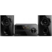 Micro Sistem Audio Philips BTM1560/12, Bluetooth, USB, CD/MP3 Player, Radio FM, 30 W (Negru)