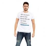 Camiseta Alone Tortuga Co. - Masculino