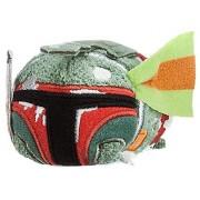 "Disney Tsum Tsum Star Wars Boba Fett Battle Worn 3.5"" Plush [Mini]"