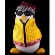 Cute Stuffed Hugly Penguin Plush Animal Soft Toy
