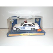 Code 3 1:24 Scale Ford Crown Victoria City of New York Police Department Police Car Premier Chiefs Edition Die Cast Collectible