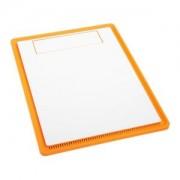 Panou frontal Bitfenix pentru carcasa Prodigy, alb/portocaliu