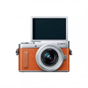 Panasonic Lumix DMC-GF10 Kit with 12-32mm f/3.5-5.6 ASPH. Lenses - Orange
