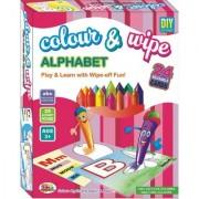 Ekta Colour Wipe Alphabet Play And Learn