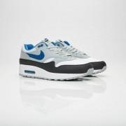 Nike air max 1 White/Gym Blue/Light Pumice/Black