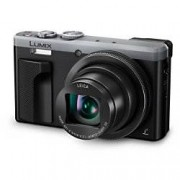 Panasonic Digital Camera Lumix DMC-TZ80EB-S 18.1 Megapixel Silver