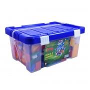 Seva Stavebnice Seva 5 Jumbo plast 1064 ks v plastové krabici