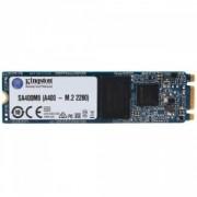 SSD Kingston A400 480G SSD, M.2 2280, SATA 6 Gb/s, Read/Write: 500 / 450 MB/s