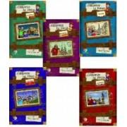 Caseta Calatoriile lui Robin 5 carti - Ken si Angie Lake