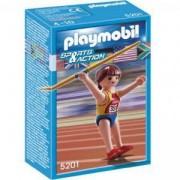 Комплект Плеймобил 5201 - Състезател по хвърляне на копие, Playmobil, 290753