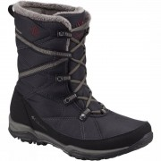 Columbia Winterschoen Minx Fire Tall Omni-heat Waterproof voor dames - Zwart