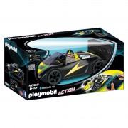 Playmobil Racer desportivo 9089Preto- TAMANHO ÚNICO
