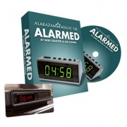 Alarmed (Gimmicks and Online Instructions) by Noel Qualter & Ade