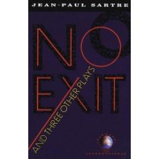 No Exit and Three Other Plays, Paperback