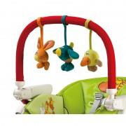 Peg Perego luk s igračkama za hranilicu