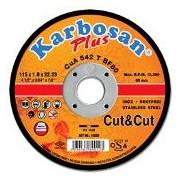 Disc flex debitare inox Cut & Cut