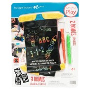 Boogie Board Scribble n Play ColorBurst with Case e-Writer Drawing Memo Message