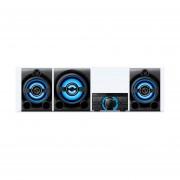 Sistema de audio en casa de alta potencia con DVD MHC-M80D