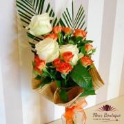 Buchet flori Roses