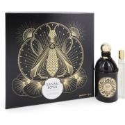 Guerlain Santal Royal Eau De Parfum Spray + Travel Size Eau De Parfum Spray For Women Gift Set