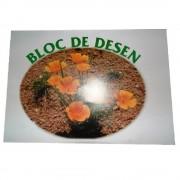 Bloc pentru Desen, Format A3, 16 File, 100 g/m - Caiet pentru Arte Plastice