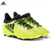 adidas Performance X Tango 17.3 Firm Ground Fotbollskor Gul Barnskor 38.5 (UK 5.5)