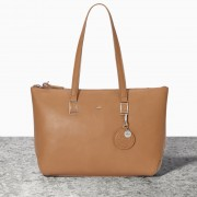 Nica Charlotte East West Shoulder Almond