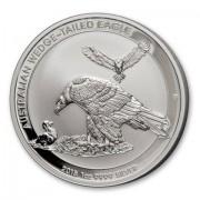 Wedged Tailed Eagle Stříbrná mince 1 AUD Australian Orel Klínoocasý 1 Oz 2018