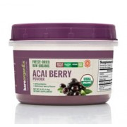 BareOrganics ACAI FRUIT POWDER (Organic) (4oz) 114g