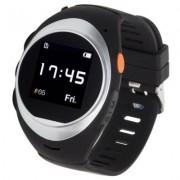 GARETT Smartwatch GPS2 Czarno-srebrny
