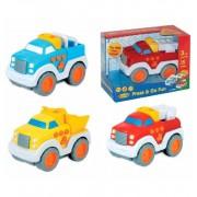 Vehículos Infantiles con sonidos - Kapaxko