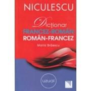 Dictionar francez-roman/roman-francez: uzual/Maria Braescu