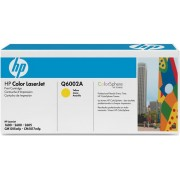 Toner HP Q6002A, Yellow