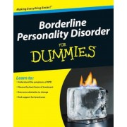 Borderline Personality Disorder for Dummies, Paperback
